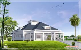 feet single floor bungalow design kerala home plans architecture