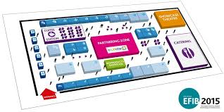 Exhibition Floor Plan Inbiose Nv Google