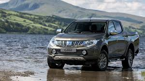 mitsubishi black old mitsubishi l200 series 5 2016 review by car magazine