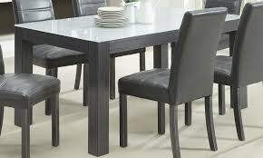 grey dining table set impressive creative grey dining room chairs with furniture for also