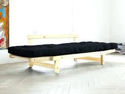 canapé lit avec matelas canape convertible matelas epais rapido en cuir blanc pas cher