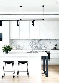 modern white kitchen backsplash white kitchen backsplash kitchen industrial black hanging l