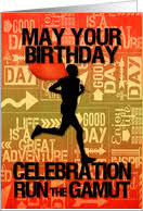 sports specific birthday cards from greeting card universe