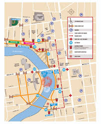 Ups Route Map by Event Guide U2013 Red White U0026 Boom