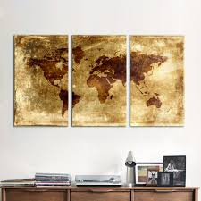 World Map Canvas Art by Compare Prices On Old World Map Canvas Online Shopping Buy Low