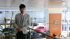 lexus service portland maine malcolm kan product advisor at lexus of calgary youtube