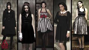exclusive topic unleashes new american horror story fashion