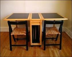 table and chairs with storage folding table with chair storage design the brenner brief
