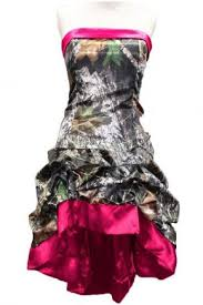 pink camo wedding gowns pink and camo wedding tbrb info