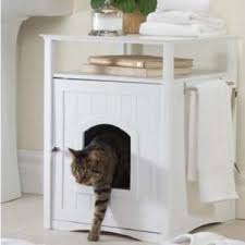 Decorative Cat Box Cat Litter Boxes And Accessories On Hayneedle Cat Litter Boxes