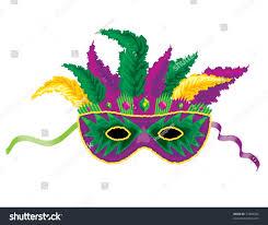 mardi mask mardi gras mask stock vector 71894632