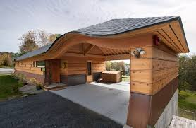 modern prairie style house stauffer woodworking