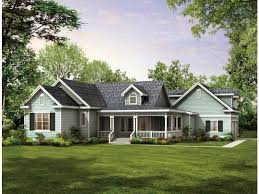 one level house plans with porch one level country house plans homes floor plans