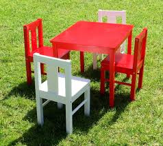 ikea childrens table ikea kritter kids table and chairs aud picclick au of arafen