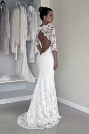 illusion neckline wedding dress keyhole back wedding dress in corded lace illusion