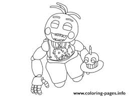 fnaf mangle coloring pages print five nights at freddys fnaf 2 birthday coloring pages