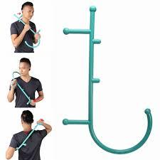 back hook therapy back neck massager hook acupoint self