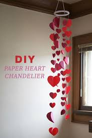 Ideas To Decorate For Valentine S Day by 13 Diy Valentine U0027s Day Decorations Easy Valentines Day Decor Ideas