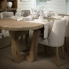 dijon solid oak dining table flamant