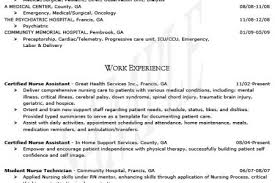 Telemetry Nurse Resume Sample by Telemetry Nurse Duties For Resume Reentrycorps