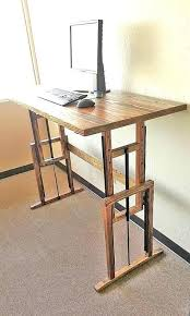 Diy Stand Up Desk Diy Stand Up Desk Kgmcharters