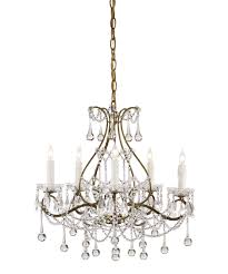 Currey And Company Lighting Currey And Company 9008 Paramour 19 Inch Wide 5 Light Mini