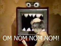 Nom Nom Nom Meme - brian stokes the intermittent super genius the om nom nom nom