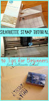 What Side Do Stamps Go On by Silhouette Stamp Material Tutorial 10 Things Beginners Should