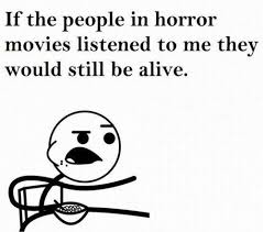 Cereal Dude Meme - cereal guy horror meme movie true story image 446292 on