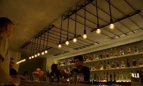 pslab designs minimalist lighting solution for workshop kitchen bar