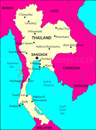 World Map Thailand by Thailand Holidays Explore The World With Us