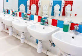 Bathroom For Kids - why the bathrooms at one elementary are causing a stir