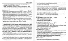 Stand Out Resume Templates Sample Of Hr Recruiter Resume Writing Examples Free Temp Saneme