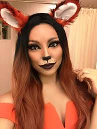 best 25 fox makeup ideas on pinterest fox halloween costume