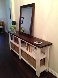 Small Hallway Bench by Elegant Narrow Wooden Entryway Bench For Hallway Foyer Modern