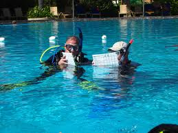 100 padi enriched air instructor manual scuba diving