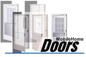 Exterior Doors Mobile Homes Outswinging Doors Inswinging Doors Water Heater Doors Mobile