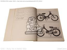 plp pc50k 1970 parts manuals 130931