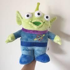 shop 5pcs original alien plush toys toy story alien stuffed