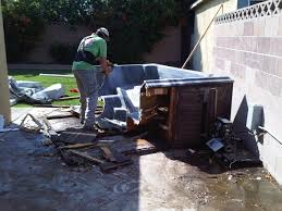 get rid of your spa in los angeles and california go junk free