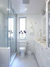 Narrow Bathroom Design Narrow Bathtub Narrow Bathroom Design Fair Best Narrow