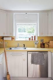 Modern Kitchen With White Appliances Old Cabinets Painted White Best White Kitchen Cabinet Paint
