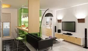 Interior Design Ideas For Apartments Great 1 Bedroom Apartment Interior Design Color Ideas 47 For Your
