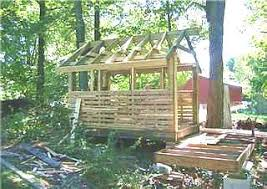 How To Build A Cheap Shed Plans by Building A Shed From Recycled Wooden Pallets Building With Pallets