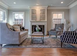 use area rug to make house look bigger decorating small spaces