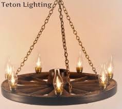 wagon wheel light fixture wagon wheel lighting wagon wheel light fixture with blue mason jars