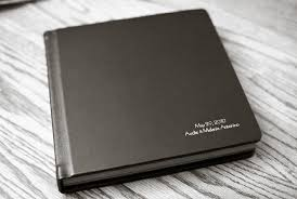 black leather photo album willowbook sequoia album albums dallas photography