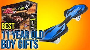 10 best 11 year old boy gifts 2016 youtube