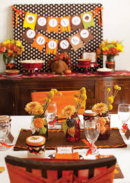 diy thanksgiving table decoration