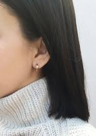 tight hoop earrings thin gold hoop style gold hoops gold and